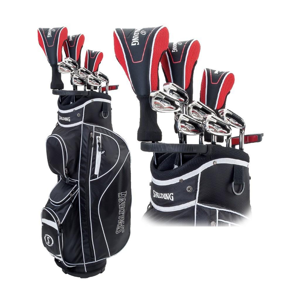 Spalding SX35 Steel Golf Set - Mens