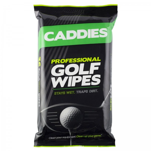 Caddies Golf Wipes